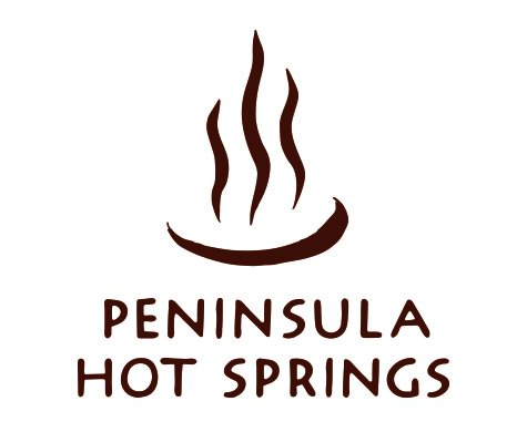 Peninsula Hot Springs logo